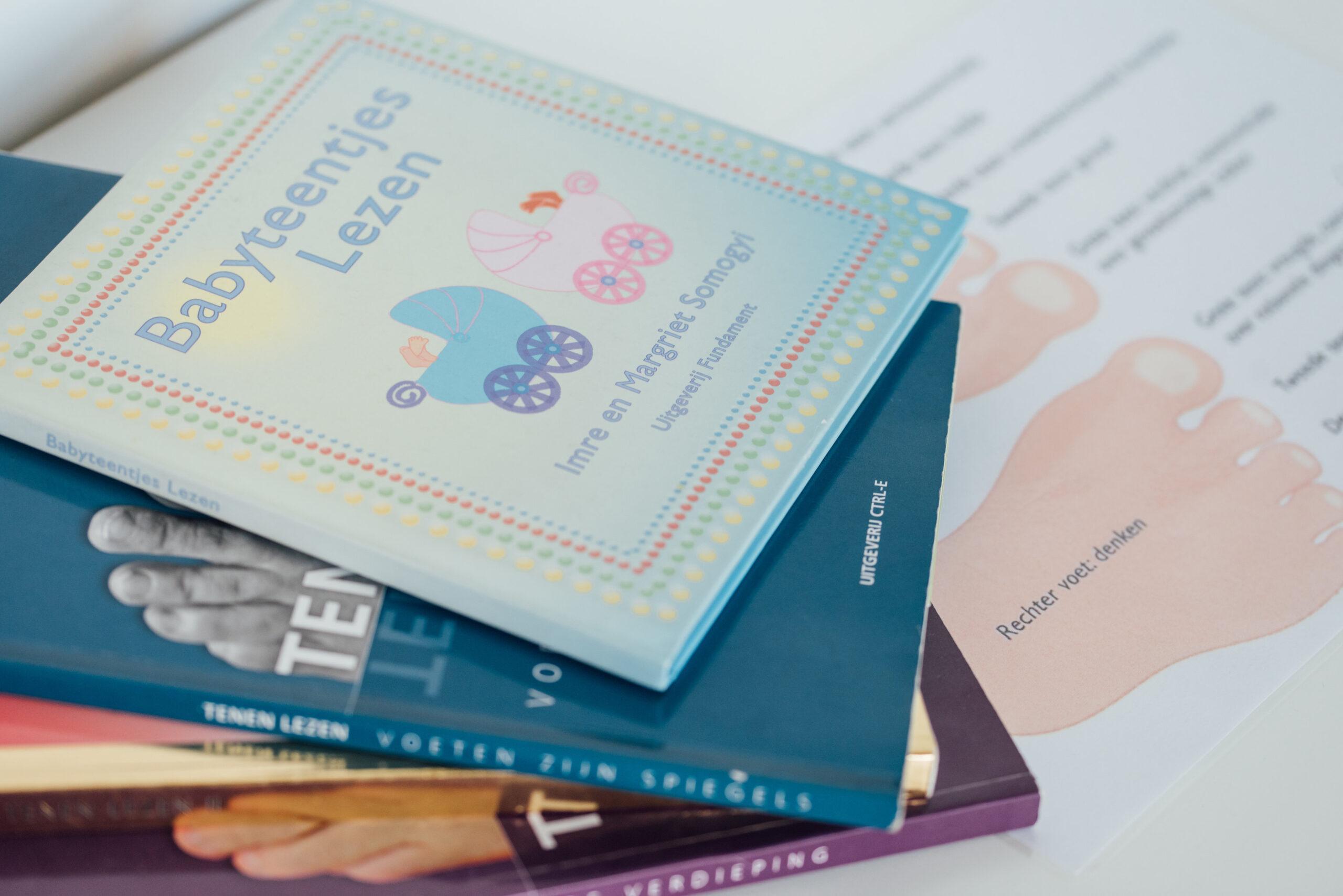 Boeken over tenen lezen